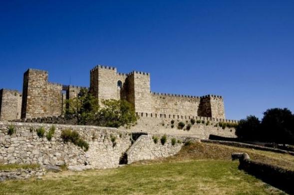 Castillo Trujillo, Cáceres