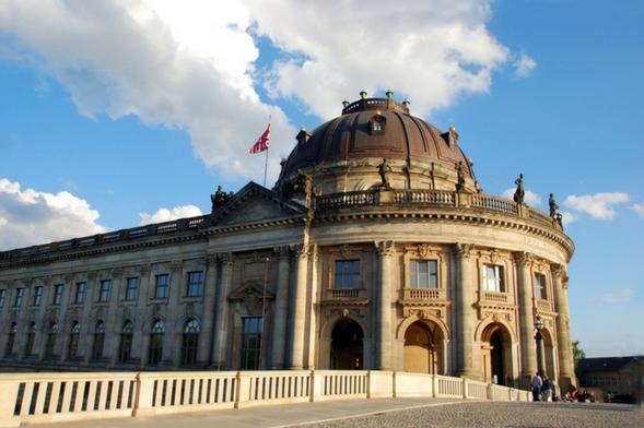 Classicistical Museo de Berlín