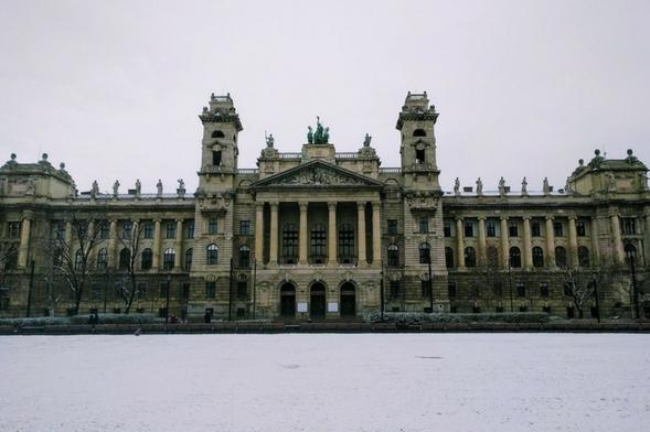 Museo etnográfico, Budapest