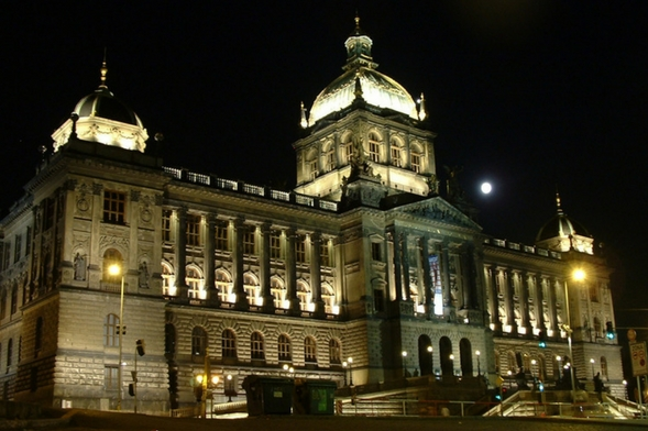 Prague National Museum
