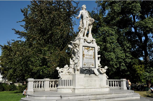 Wolfgang Amadeus Mozart,Vienna