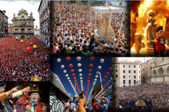 Fiestas Nacionales de España