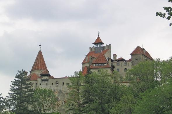 Castillo de Vlad Drácula, Transilvania, Rumania