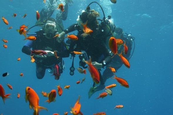 Diving in Andorra