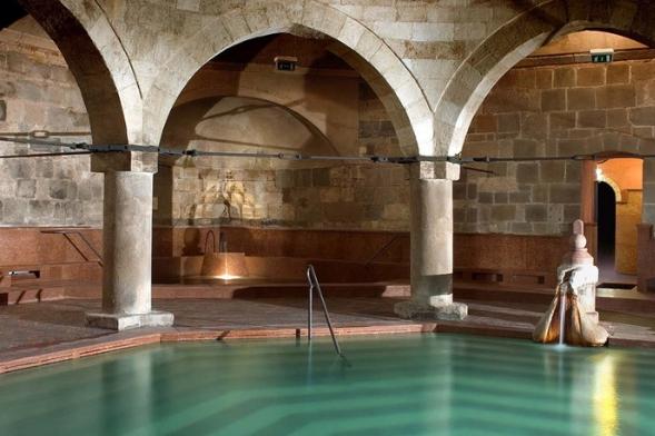 Baños de Rudas-Budapest
