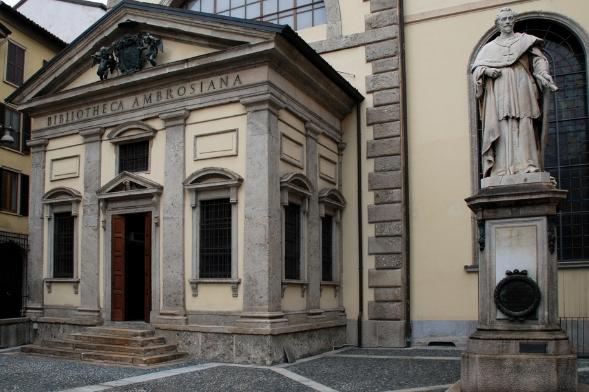Pinacoteca Ambrosiana, Milán