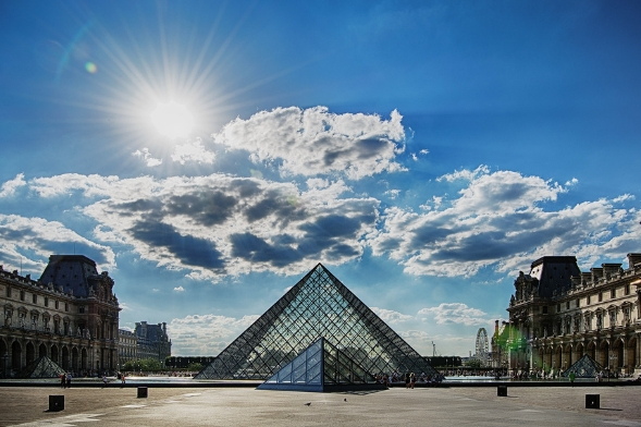 Louvre,Paris