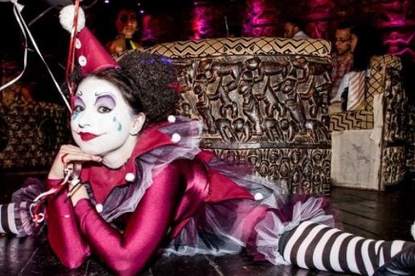Twisted Circus Halloween Festival at Indigo2