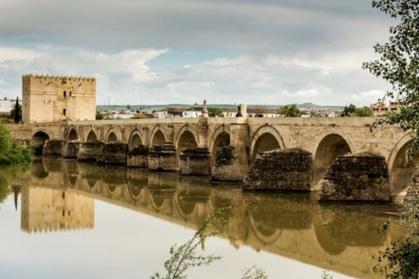 Puente Romano de Córdoba, España