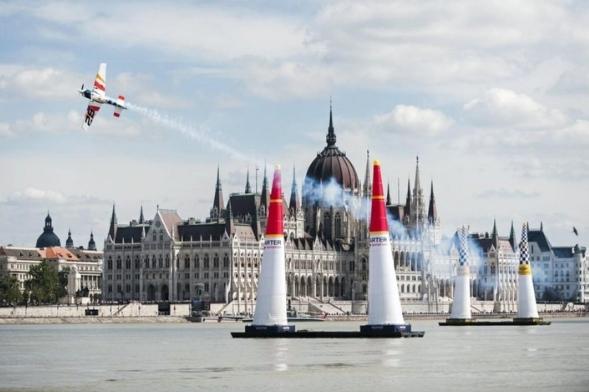 Red Bull Air Race en Budapest
