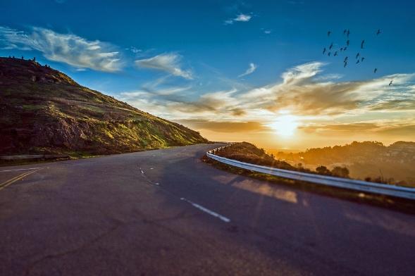 Rutas por carretera en europa