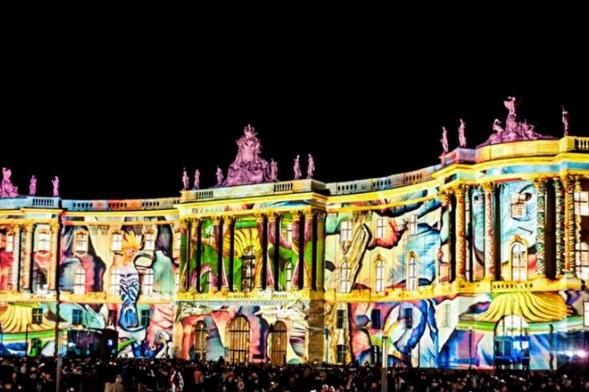 Festival de luces, Berlin