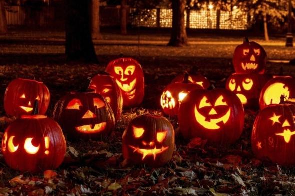Halloween At European Theme Parks
