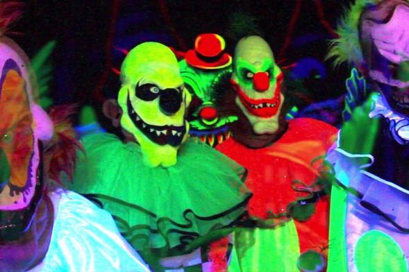 Halloween en Horrorland
