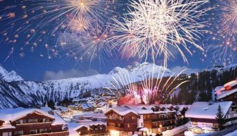 Courchevel,France