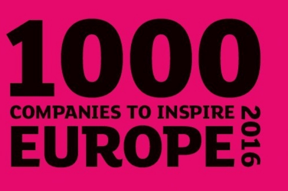 1000 Companies to inspire Europe