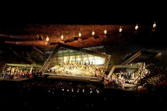 Ópera en Verona