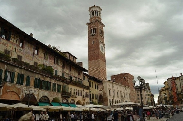 Torre de Lamberti, Verona
