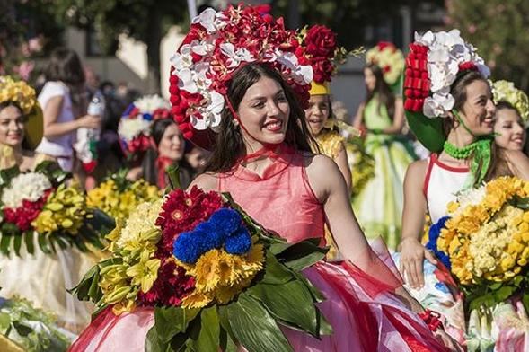The flower festival-Madeira