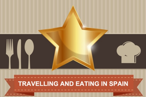 Travelling and eating in Spain