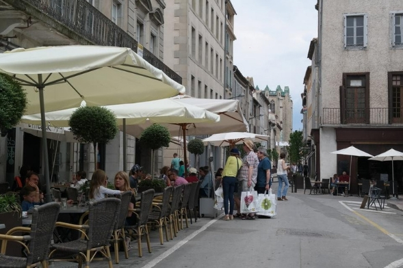 Plaza Carnot