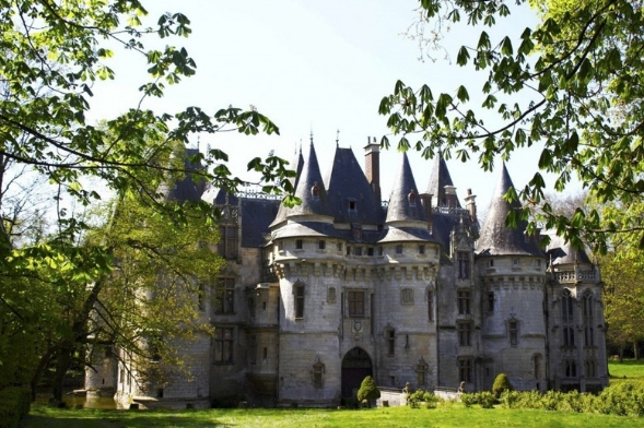 Château d'Useé Castle