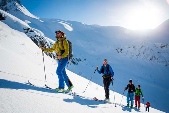 ski-de-travesia