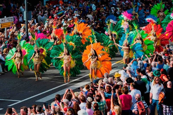 Tenerife Carnival